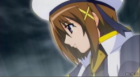 Hayate during the incident