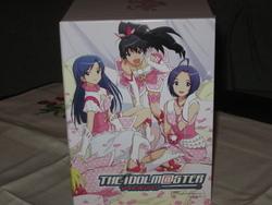 Side showing Chihaya, Hibiki and Azusa