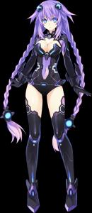 Neptune as goddess